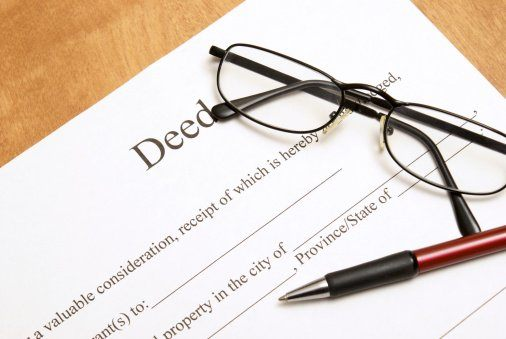 Real Estate Term of the Day – Quitclaim Deed