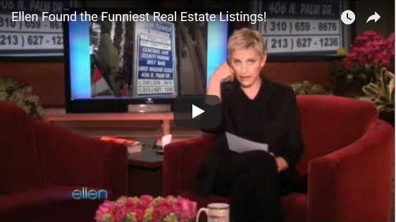 "Ellen's ""Really Real"" Real Estate Listings"